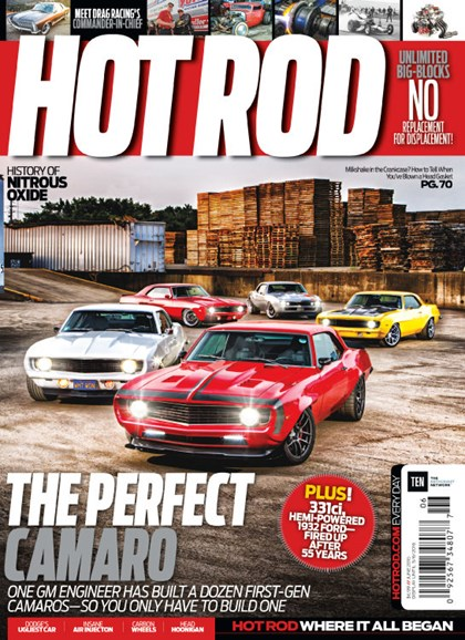 Hot Rod Cover - 6/1/2016