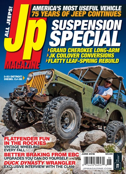JP Magazine Cover - 6/1/2016