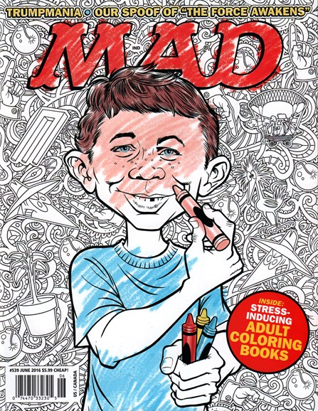 Mad Cover - 6/1/2016