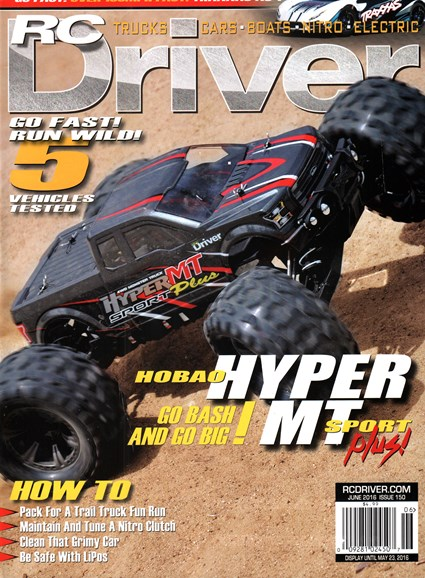 RC Driver Cover - 6/1/2016