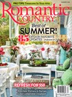 Romantic Country Magazine | 6/1/2016 Cover