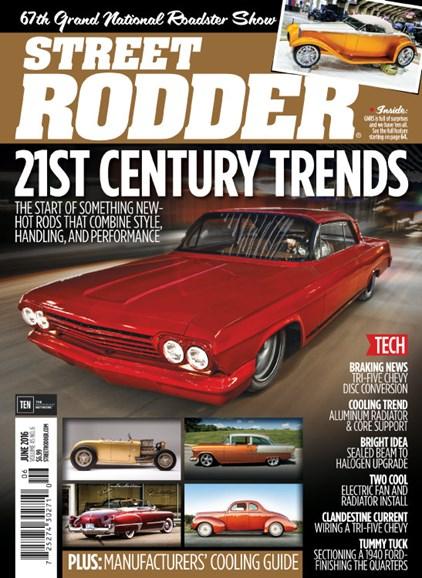 Street Rodder Cover - 6/1/2016