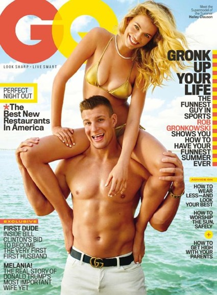 Gentlemen's Quarterly - GQ Cover - 6/1/2016