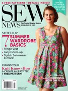 Sew News Magazine 6/1/2016