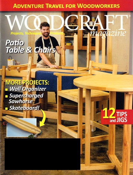 Woodcraft Cover - 6/1/2016
