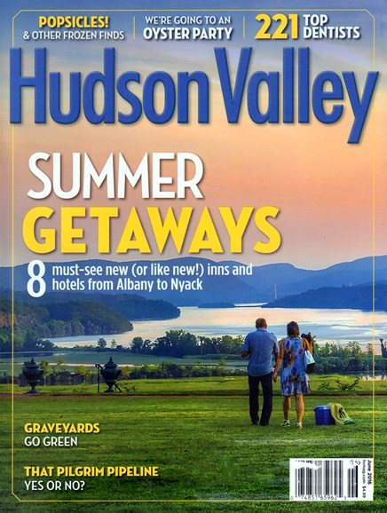 Hudson Valley Cover - 6/1/2016