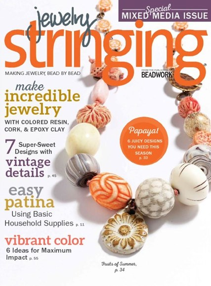 Jewelry Stringing Cover - 6/1/2016