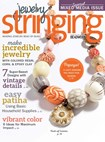 Jewelry Stringing Magazine | 6/1/2016 Cover