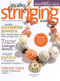 Jewelry Stringing | 6/2016 Cover