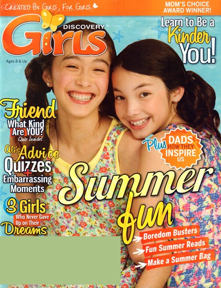 Discovery Girls Cover - 6/1/2016
