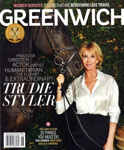 Greenwich Cover - 6/1/2016