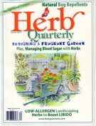 Herb Quarterly Magazine 6/1/2016