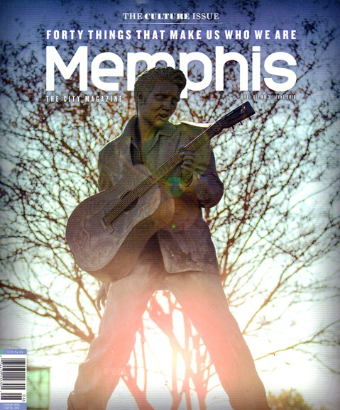 Memphis Cover - 6/1/2016
