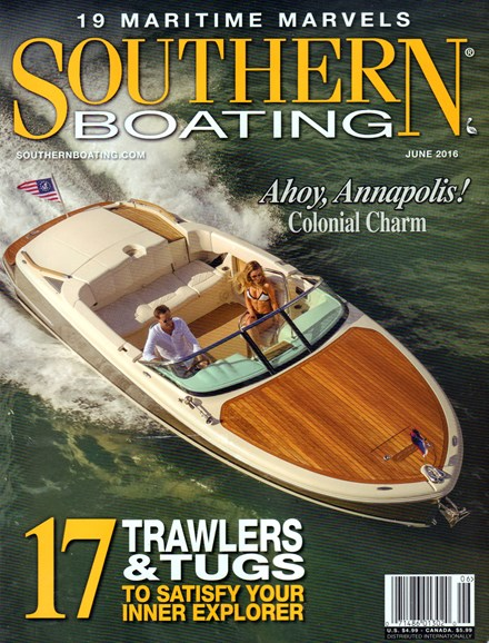 Southern Boating Cover - 6/1/2016