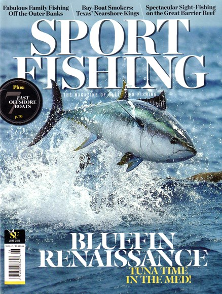 Sport Fishing Cover - 6/1/2016