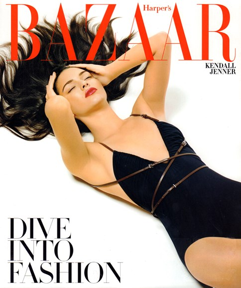 Harper's Bazaar Cover - 6/1/2016