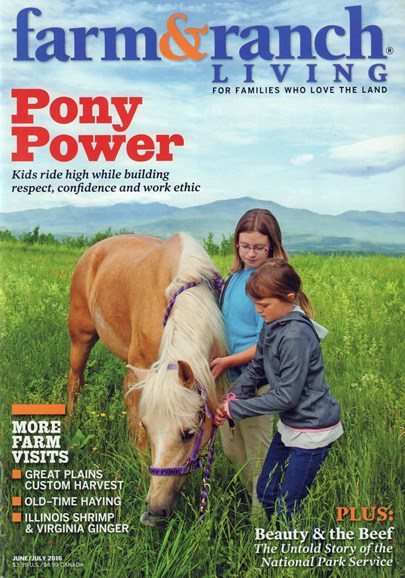 Farm & Ranch Living Cover - 6/1/2016