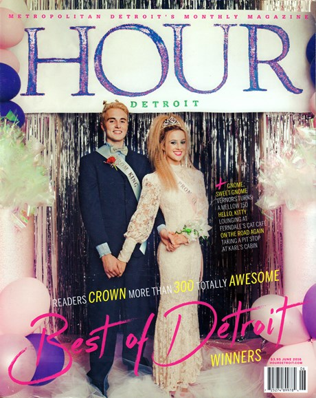 Hour Detroit Cover - 6/1/2016