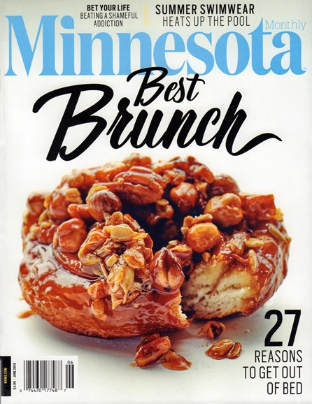 Minnesota Monthly Cover - 6/1/2016