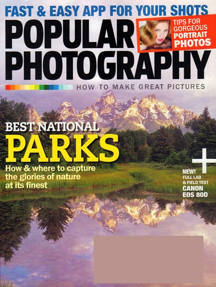 Popular Photography Cover - 6/1/2016