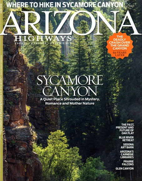 Arizona Highways Cover - 6/1/2016