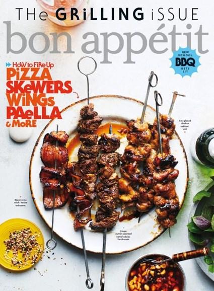 Bon Appétit Cover - 6/1/2016