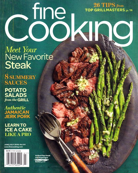 Fine Cooking Cover - 6/1/2016