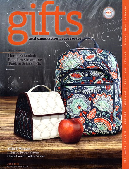Gifts And Decorative Accessories Cover - 6/1/2016