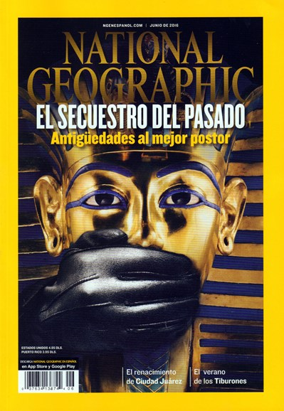 National Geographic En Español Cover - 6/1/2016
