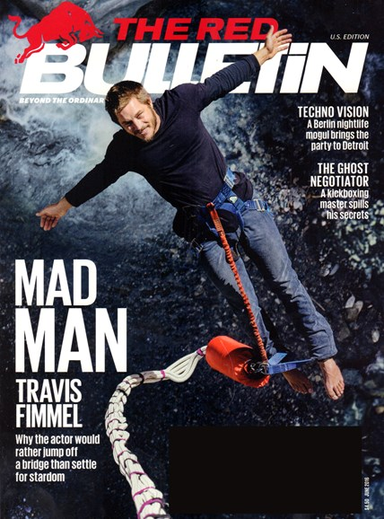 The Red Bulletin Cover - 6/1/2016