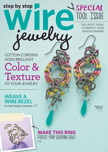 Step By Step Wire Jewelry Cover - 6/1/2016