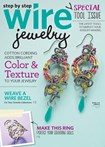 Step By Step Wire Jewelry Magazine | 6/1/2016 Cover