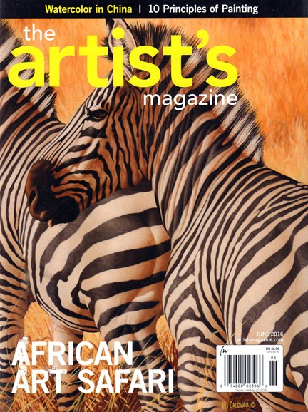 Artists Cover - 6/1/2016