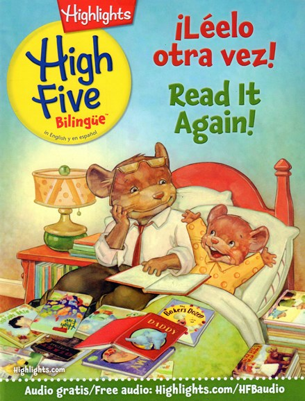 Highlights High Five Bilingue Cover - 6/1/2016