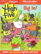 High Five Magazine 6/1/2016
