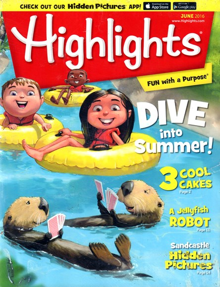 Highlights Cover - 6/1/2016