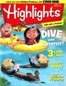 Highlights Magazine 6/1/2016
