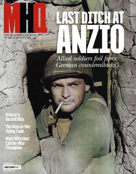 MHQ: Military History Quarterly Cover - 6/1/2016
