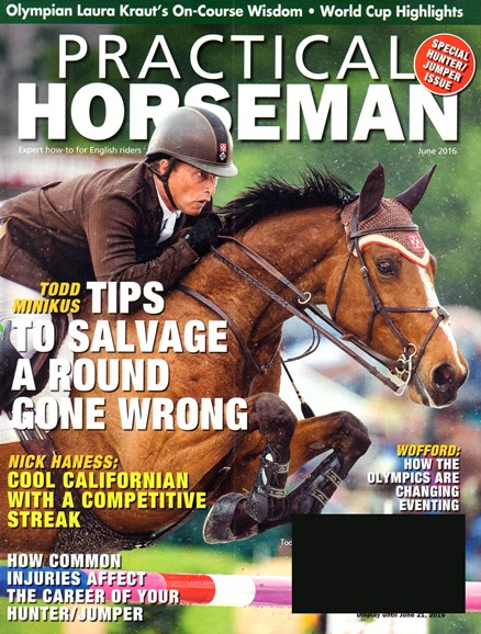 Practical Horseman Cover - 6/1/2016