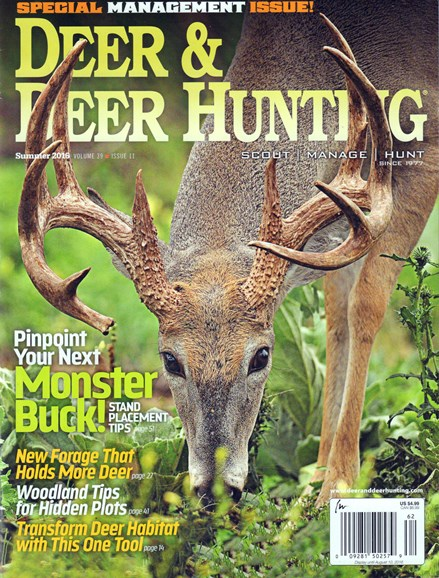 Deer & Deer Hunting Cover - 6/15/2016