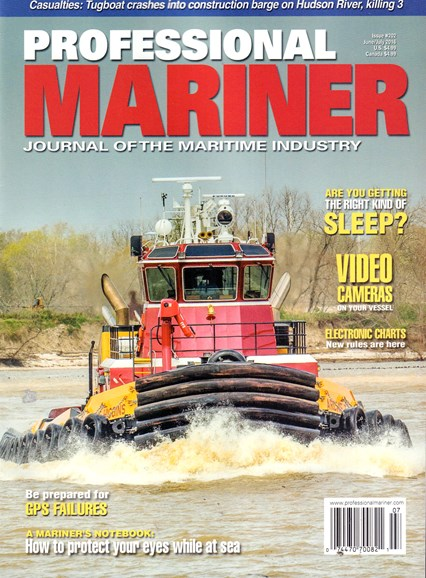 Professional Mariner Cover - 6/1/2016