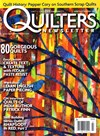 Quilter's Newsletter | 6/1/2016 Cover
