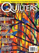 Quilter's Newsletter 6/1/2016
