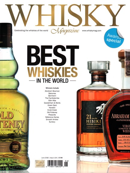 Whisky Cover - 6/1/2016