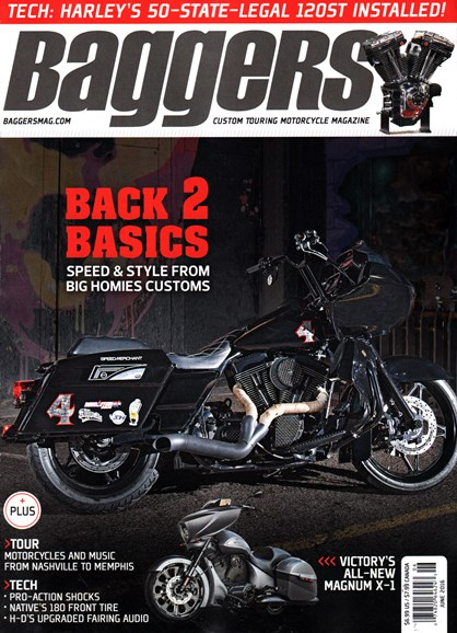 Baggers Cover - 6/1/2016