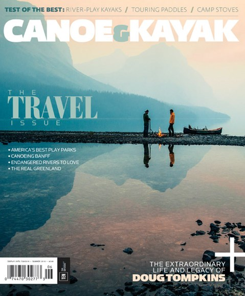 Canoe & Kayak Cover - 6/1/2016