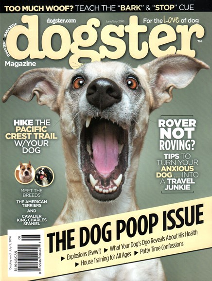 Dogster Cover - 6/1/2016