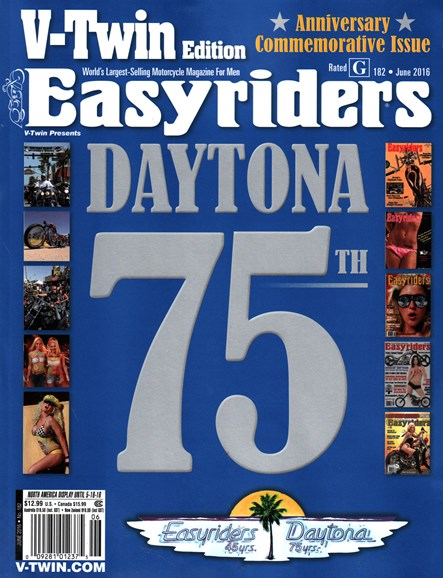 Easyriders Cover - 6/1/2016