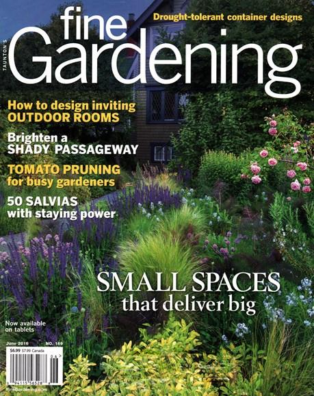 Fine Gardening Cover - 6/1/2016