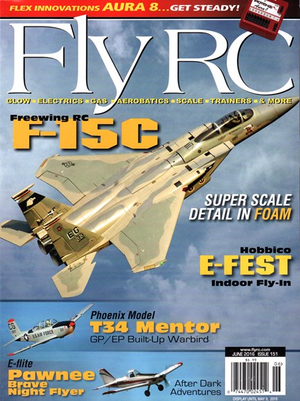 Fly RC Cover - 6/1/2016